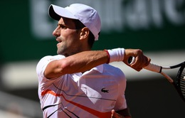 Novak Djokovic dễ dàng vào vòng 4 giải quần vợt Pháp mở rộng 2019