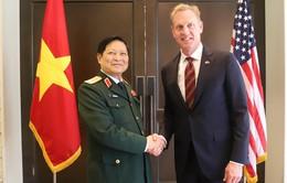 Thúc đẩy hợp tác quốc phòng giữa Việt Nam với các nước