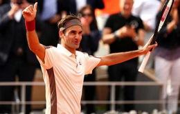 Vòng 4 Pháp mở rộng 2019: Leonardo Mayer - Roger Federer, không có bất ngờ