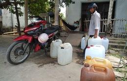 Hàng nghìn hộ dân Bình Định bị thiếu nước sinh hoạt