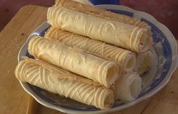 Bánh kẹp dân gian Nam Bộ