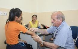 Phẫu thuật miễn phí cho trẻ dị tật cơ xương khớp, sẹo bỏng tại Đắk Lắk