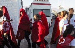 20 người nhập cư mất tích trên Địa Trung Hải