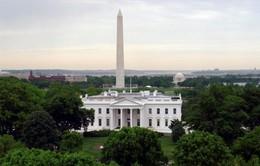 Mỹ bắt giữ một người thả túi đồ gần Nhà Trắng