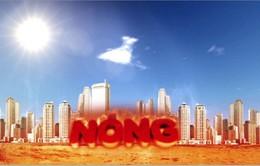 Nắng nóng gia tăng ở Bắc Bộ, Trung Bộ