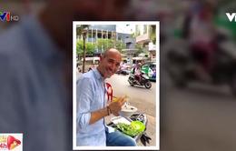 Hành trình 10 ngày khám phá ẩm thực Việt Nam của đầu bếp David Rocco