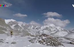 Băng tan tại Himalaya ở mức báo động