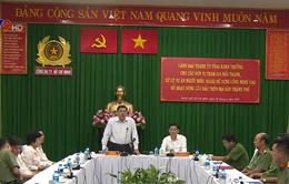 Khen thưởng Công an TP.HCM phá băng nhóm người Trung Quốc lừa đảo công nghệ cao