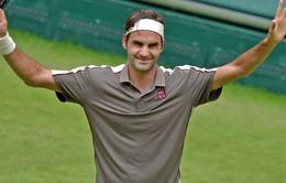Roger Federer và A. Zverev vào tứ kết giải Halle mở rộng