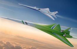 """Lockheed Martin """"ấp ủ"""" dự án siêu máy bay dân sự"""