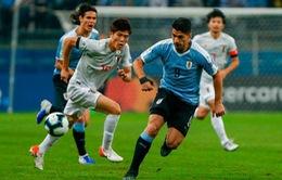 Copa America 2019, Nhật Bản 2-2 Uruguay: Rượt đuổi tỉ số hấp dẫn