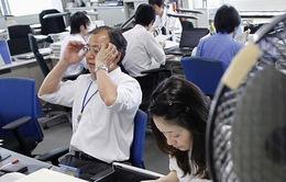 Nhật Bản: Văn phòng tư vấn qua điện thoại đối với lao động quá sức
