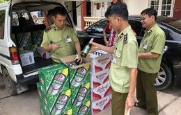 Lạng Sơn: Tạm giữ hơn 1.300 sản phẩm thực phẩm nhập lậu từ Trung Quốc