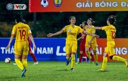 Phong Phú Hà Nam giành chiến thắng dễ dàng trước CLB TP Hồ Chí Minh II