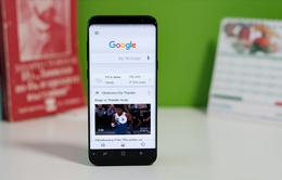 Google thêm tính năng mới cho công cụ tìm kiếm