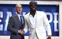 Zion Williamson được chọn ở vị trí số 1 NBA Draft 2019