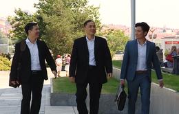 Đại diện duy nhất của Việt Nam tại Hội thảo khoa học IPC 2019