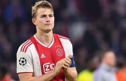 CHỐT: De Ligt chắc chắn gia nhập Juventus, phớt lờ Barca, Man Utd