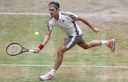 Vượt qua Herbert, Federer hẹn Goffin tại chung kết Halle mở rộng 2019