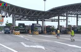 BOT Pháp Vân - Cầu Giẽ chậm triển khai thu phí tự động