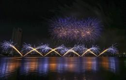 """Bất ngờ với """"Sắc màu"""" hai đội Anh và Trung Quốc mang đến Lễ hội Pháo hoa quốc tế Đà Nẵng 2019"""