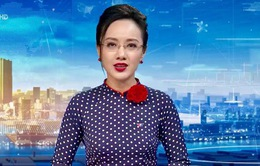 """BTV Hoài Anh tiết lộ từng """"sóng dội trong lòng"""" vẫn cố cười khi lên hình"""