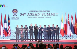 Khai mạc hội nghị cấp cao ASEAN lần thứ 34