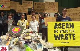 Người dân Thái Lan kêu gọi ASEAN ngăn nhập khẩu rác thải