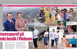 Việt Nam thu hút nhiều khách du lịch châu Âu
