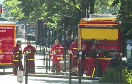 Hỏa hoạn tại Paris khiến 3 người thiệt mạng