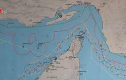 Iran công bố bản đồ vụ bắn máy bay Mỹ