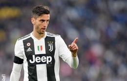 """Được gia hạn hợp đồng, sao trẻ tâng Juventus """"lên mây xanh"""""""