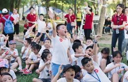 200 học sinh tham dự đường chạy sắc màu Color Me Run