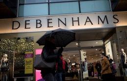 Doanh thu của các nhà bán lẻ tại Anh thấp kỷ lục