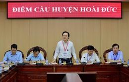 Bộ trưởng Phùng Xuân Nhạ đặc biệt lưu ý 5 vấn đề tại kỳ thi THPT Quốc gia 2019