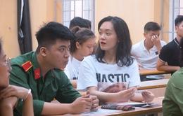 Điểm chuẩn của 18 trường Quân đội năm 2019