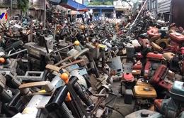 Việt Nam đứng trước nguy cơ trở thành bãi rác phế liệu
