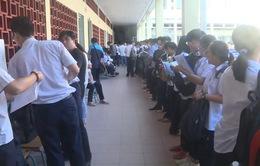 Tăng điểm 58 bài thi trắc nghiệm điểm 0 ở Tây Ninh: Bộ GD&ĐT nói gì?