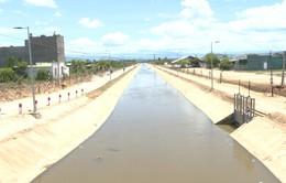 Ninh Thuận khánh thành công trình ứng phó với biến đổi khí hậu