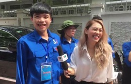 Cuộc hẹn 10h Thế hệ số(25/06/2019): Ngày thi đầu tiên