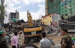 Campuchia thanh tra các công trình đang thi công ở Preah Sihanouk