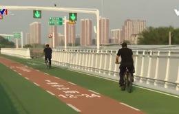 Tuyến đường chuyên dụng cho xe đạp tại Trung Quốc