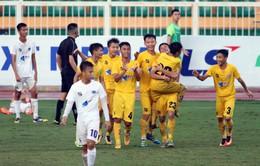 U15 SLNA giành vé vào chung kết giải U15 Quốc gia 2019