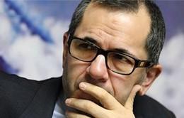Iran phản đối lệnh trừng phạt của Mỹ