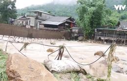 Lai Châu, Lào Cai di dời dân khỏi vùng có nguy cơ lũ quét, sạt lở