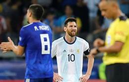 Lionel Messi và áp lực khi thi đấu cho ĐT Argentina