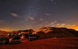 Lạc bước tại sa mạc Wadi Rum, Jordan