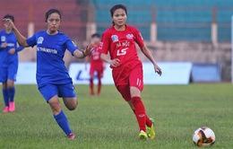 Giải bóng đá nữ VĐQG 2019: Thắng đậm 5-0, Hà Nội cân bằng điểm số với TP.HCM I