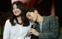 Hình ảnh quá khứ đầy tiếc nuối của mối tình cổ tích Song Hye Kyo - Song Song Joong Ki