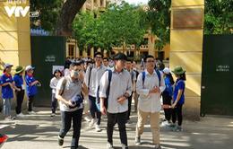 Kỳ thi THPT Quốc gia 2019: Chưa công bố đáp án sau môn thi cuối cùng